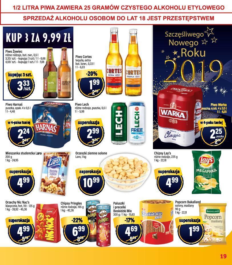 Gazetka promocyjna Mila do 31/12/2018 str.18