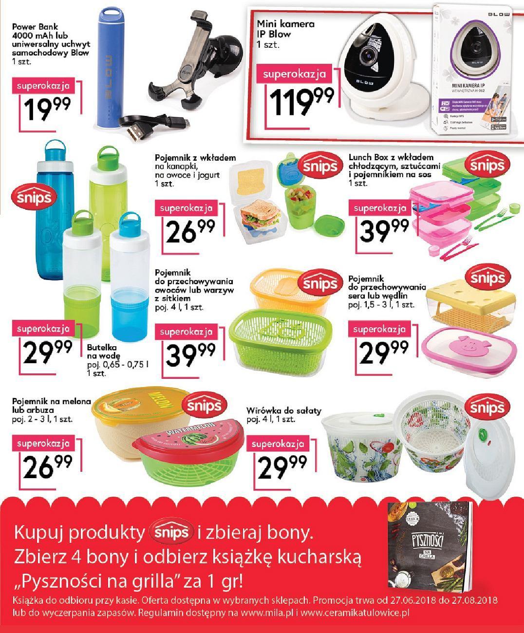 Gazetka promocyjna Mila do 03/07/2018 str.18