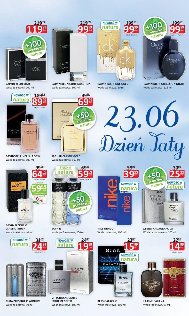 Gazetka promocyjna Drogerie Natura do 20/06/2018 str.2
