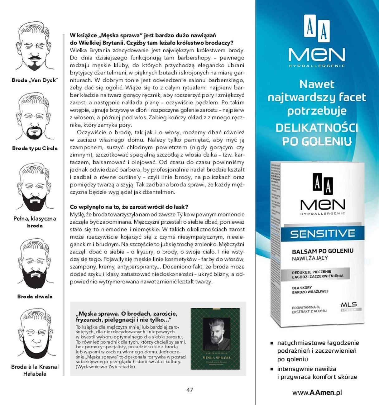 Gazetka promocyjna Drogerie Natura do 31/05/2018 str.46