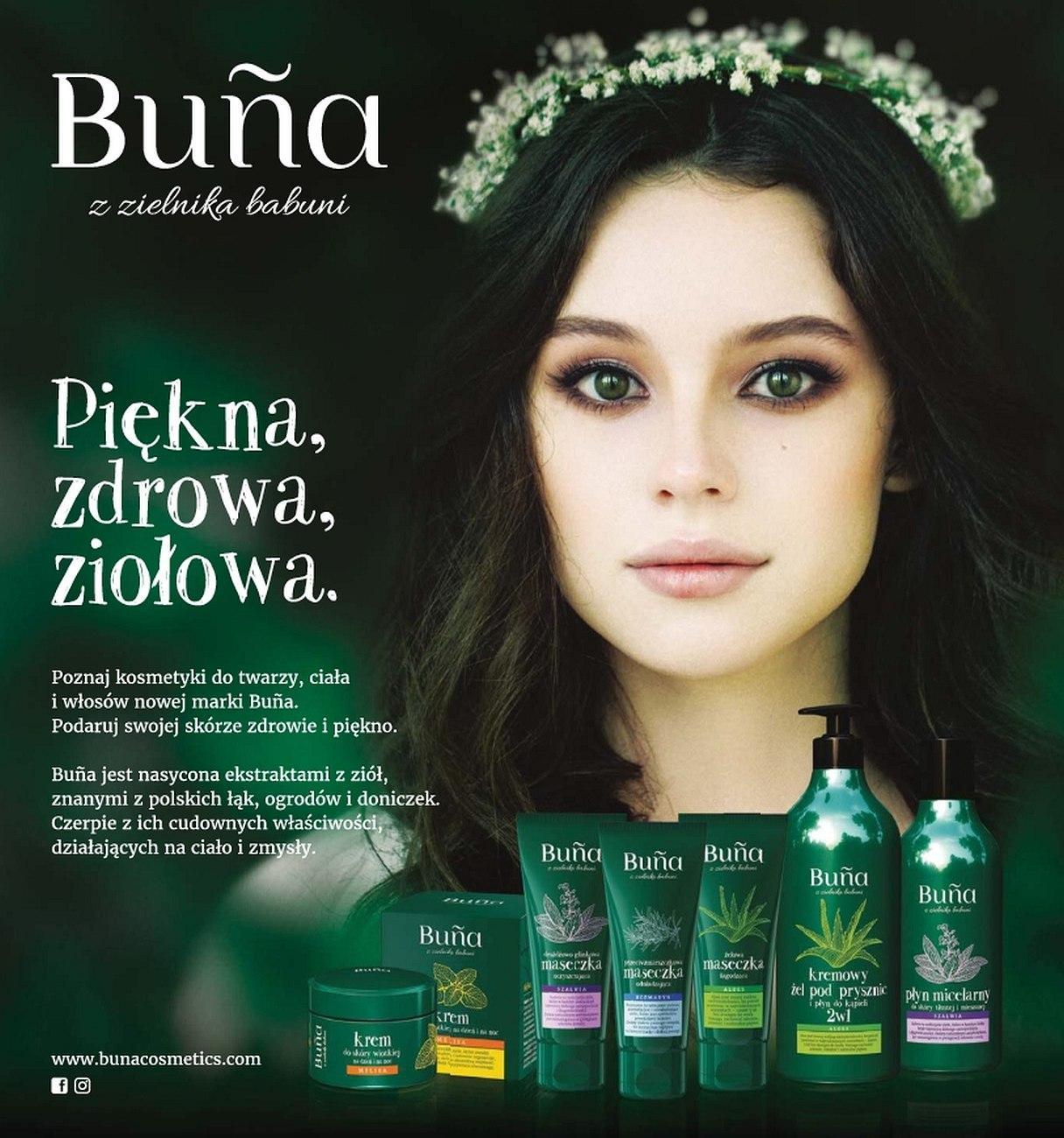 Gazetka promocyjna Drogerie Natura do 31/05/2018 str.1