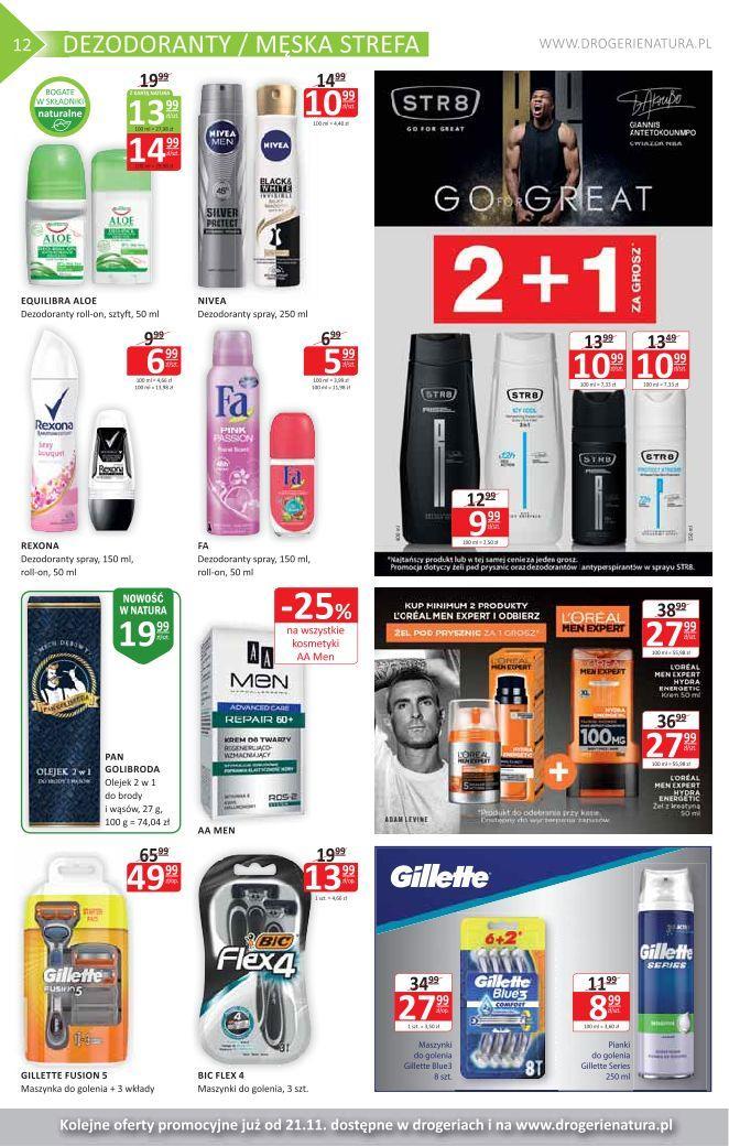 Gazetka promocyjna Drogerie Natura do 20/11/2019 str.11