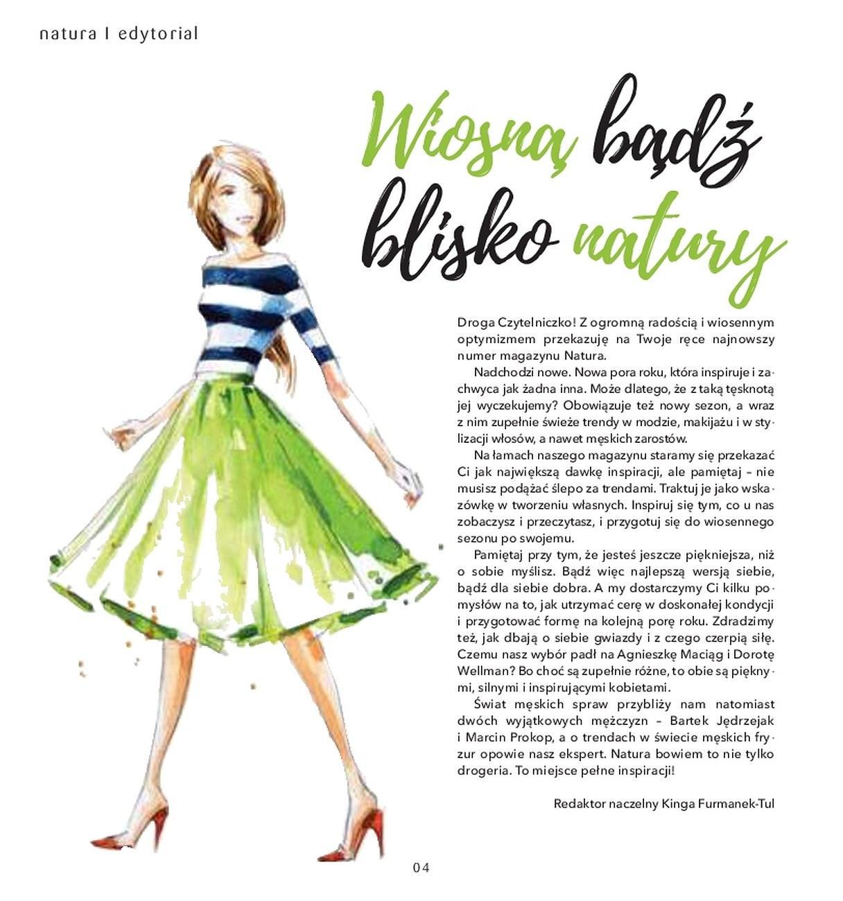 Gazetka promocyjna Drogerie Natura do 31/05/2018 str.3