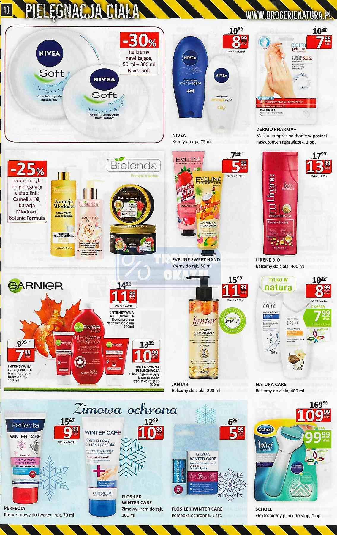 Gazetka promocyjna Drogerie Natura do 16/01/2019 str.10
