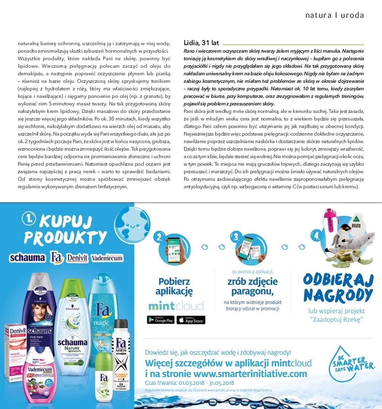 Gazetka promocyjna Drogerie Natura do 31/05/2018 str.16