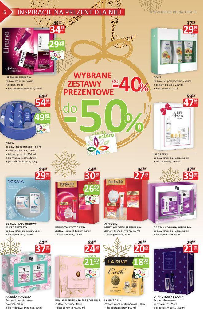 Gazetka promocyjna Drogerie Natura do 05/12/2018 str.5