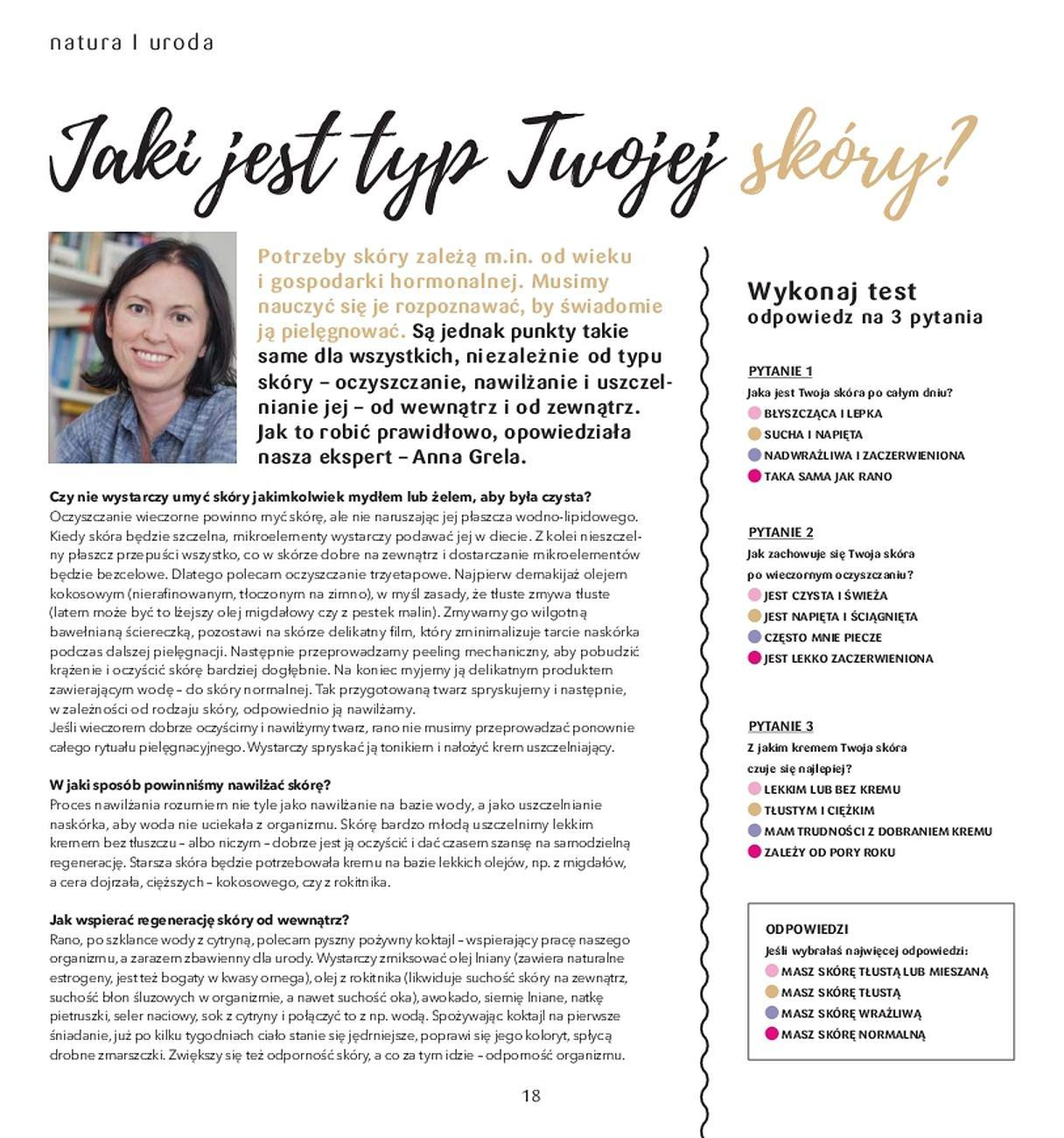 Gazetka promocyjna Drogerie Natura do 31/05/2018 str.17