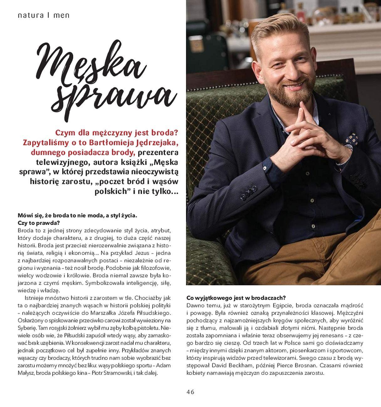 Gazetka promocyjna Drogerie Natura do 31/05/2018 str.45
