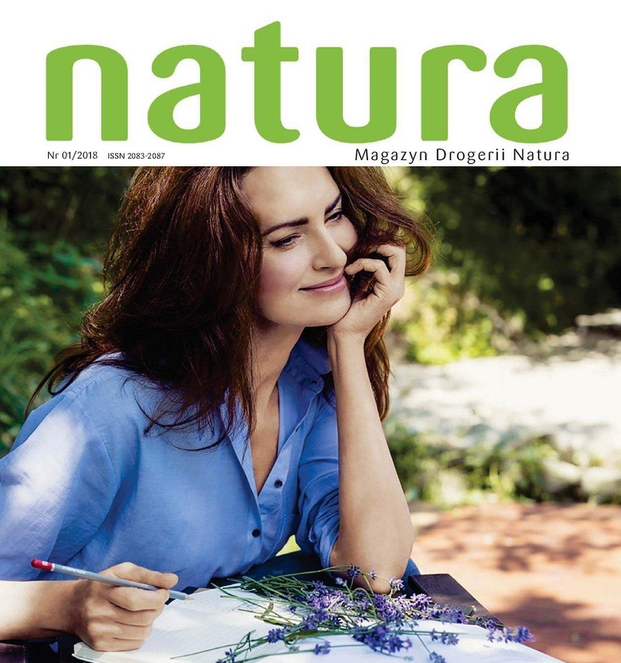 Gazetka promocyjna Drogerie Natura do 31/05/2018 str.0
