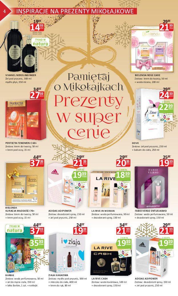 Gazetka promocyjna Drogerie Natura do 05/12/2018 str.3