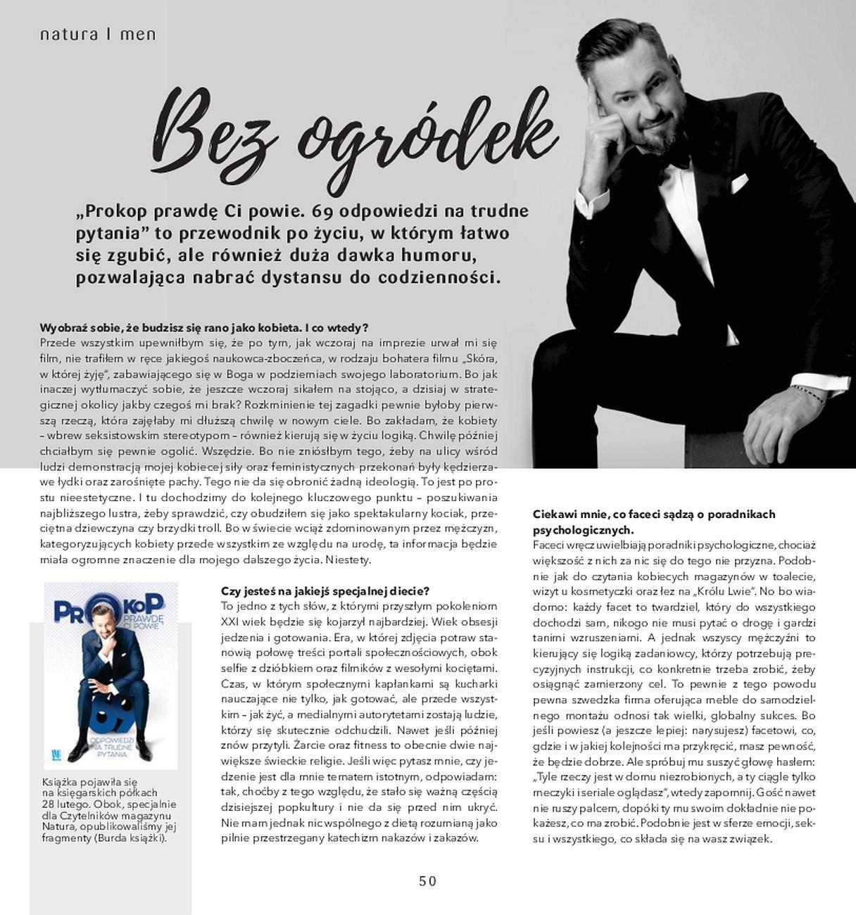 Gazetka promocyjna Drogerie Natura do 31/05/2018 str.49