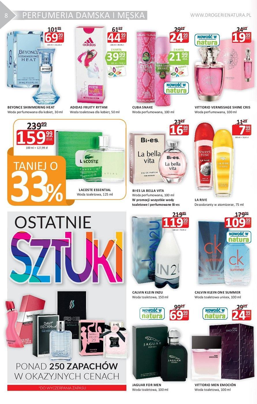 Gazetka promocyjna Drogerie Natura do 23/05/2018 str.7