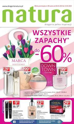 Zapachy - 60%