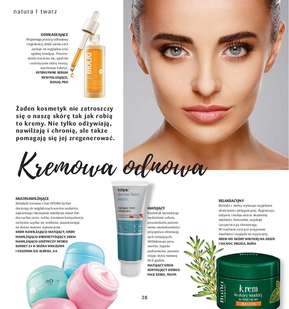 Gazetka promocyjna Drogerie Natura do 31/05/2018 str.27
