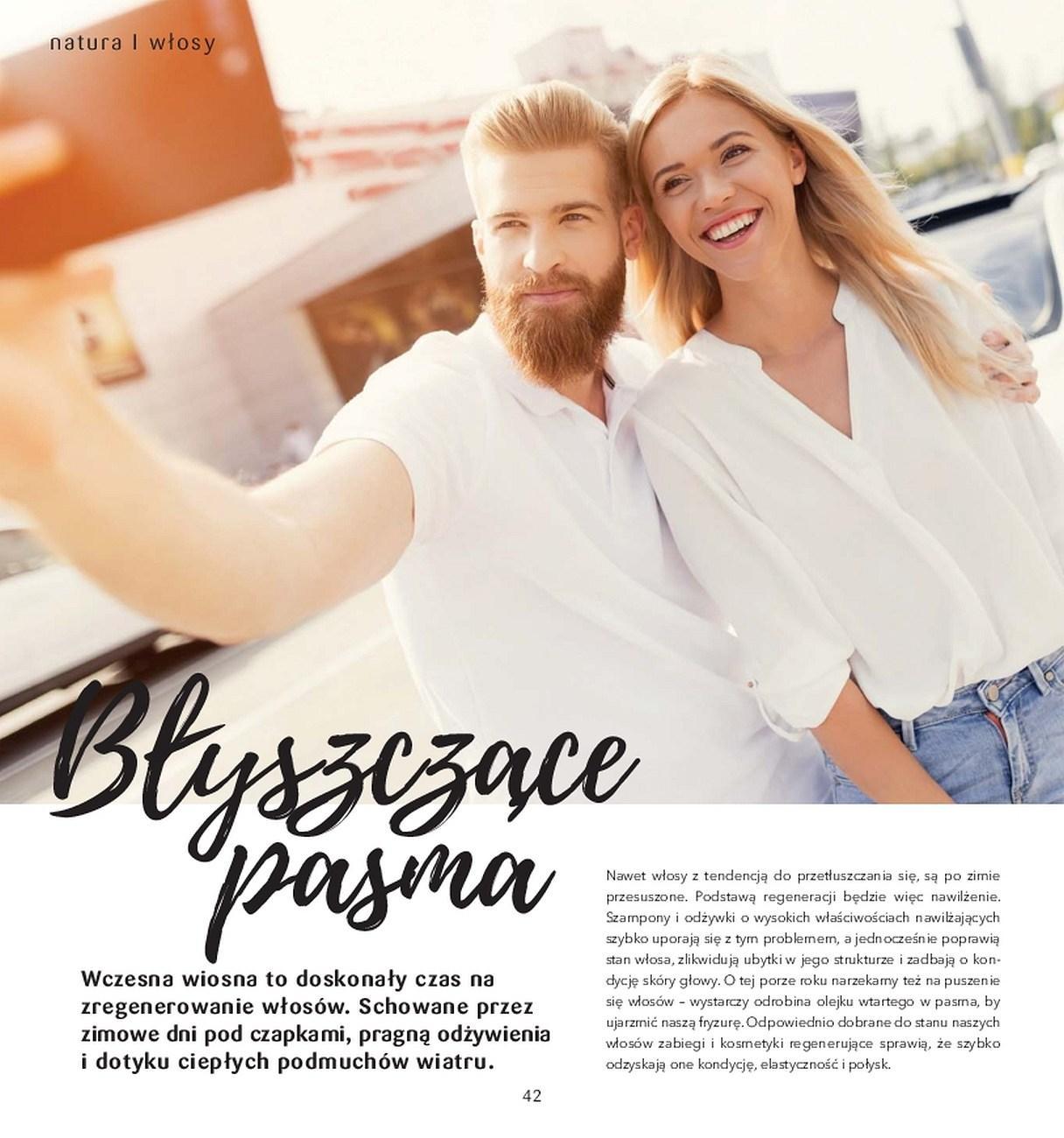 Gazetka promocyjna Drogerie Natura do 31/05/2018 str.41