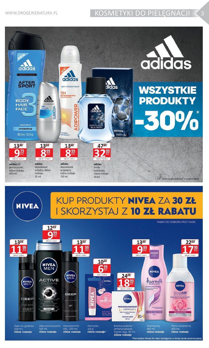 Gazetka promocyjna Drogerie Natura do 26/09/2018 str.2
