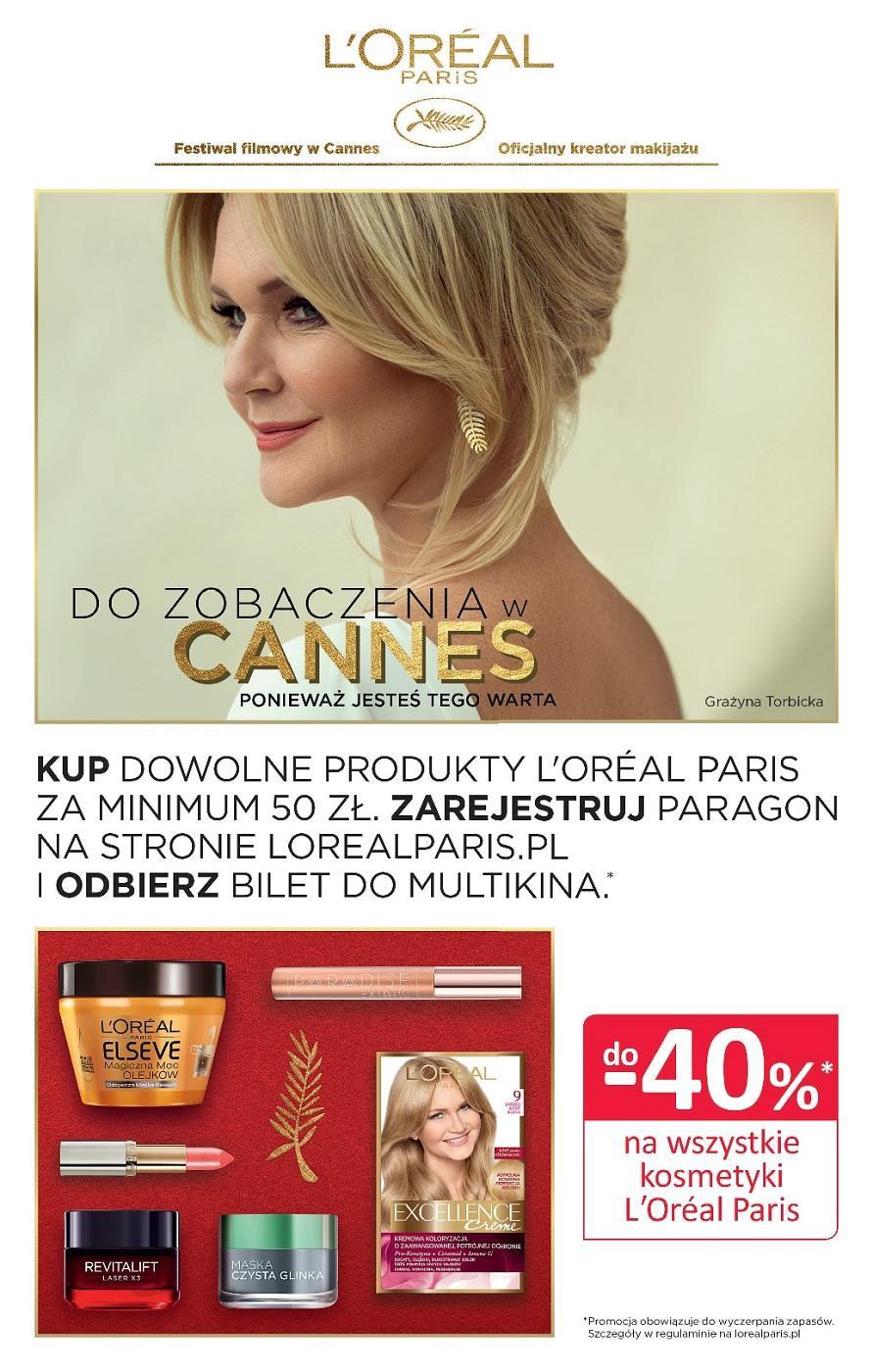 Gazetka promocyjna Drogerie Natura do 23/05/2018 str.5
