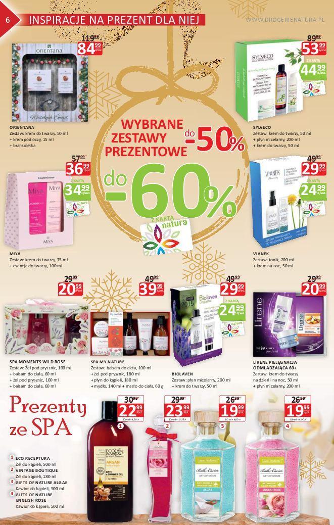Gazetka promocyjna Drogerie Natura do 27/12/2018 str.5