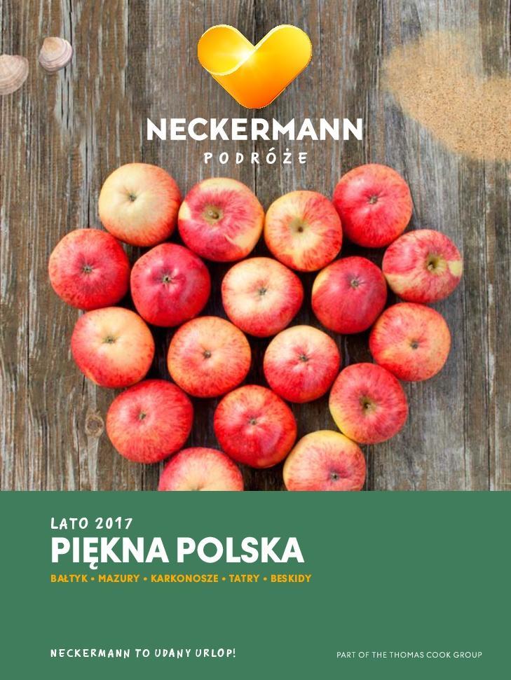 Gazetka promocyjna Neckermann do 01/11/2017 str.1