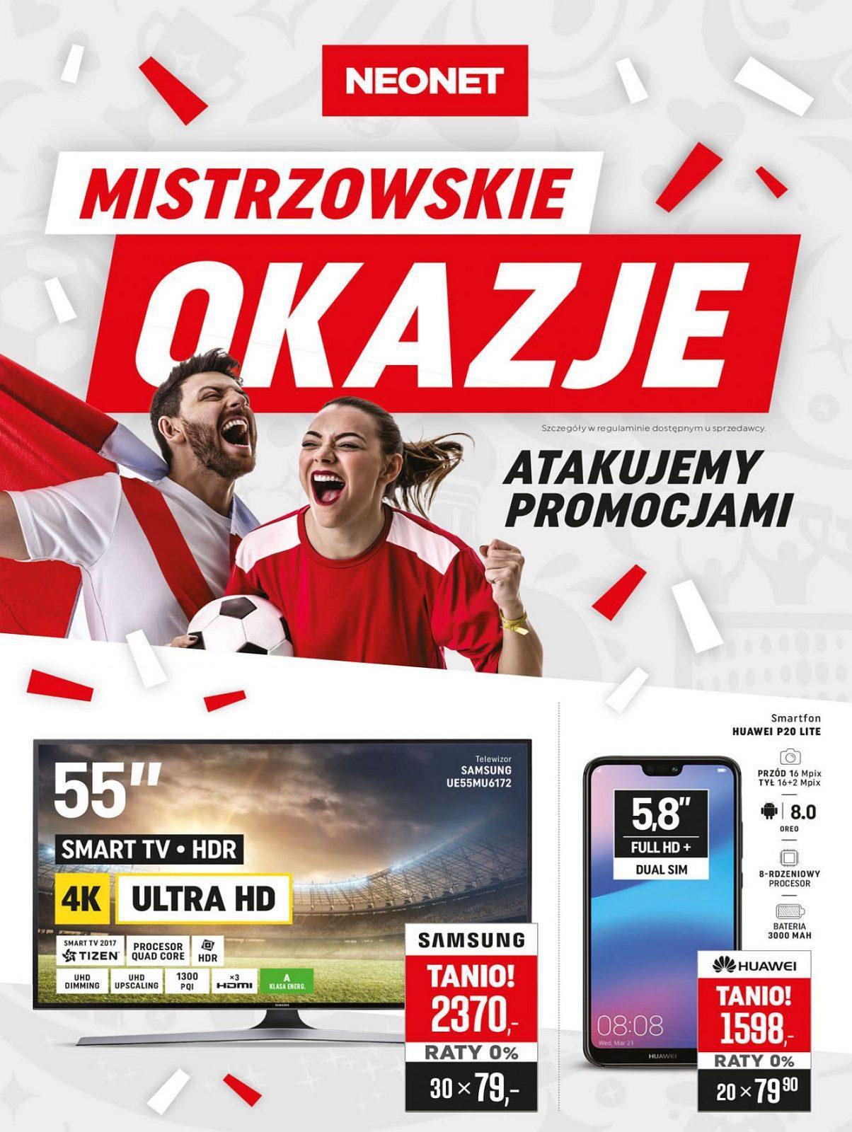 Gazetka promocyjna Neonet do 18/07/2018 str.1
