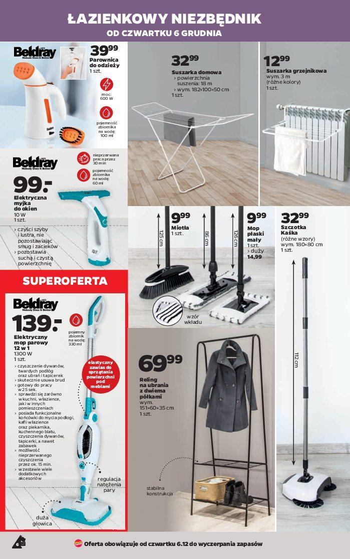 Gazetka promocyjna Netto do 08/12/2018 str.6