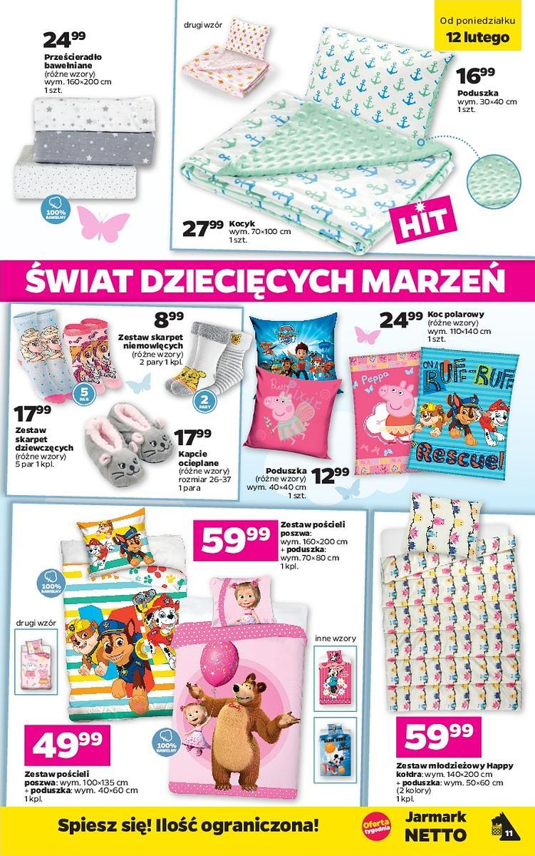 Gazetka promocyjna Netto do 18/02/2018 str.10