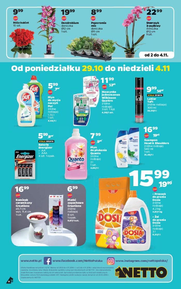 Gazetka promocyjna Netto do 04/11/2018 str.7