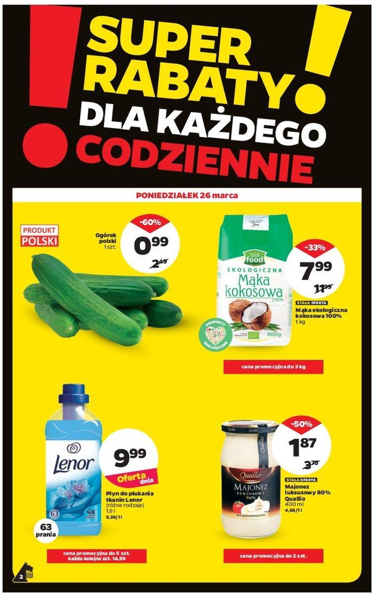 Gazetka promocyjna Netto do 31/03/2018 str.1