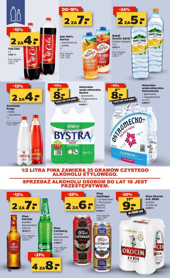 Gazetka promocyjna Netto do 25/08/2019 str.12