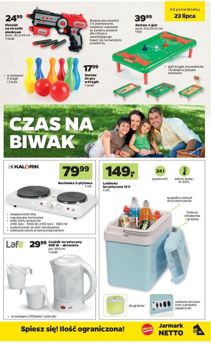 Gazetka promocyjna Netto do 29/07/2018 str.10