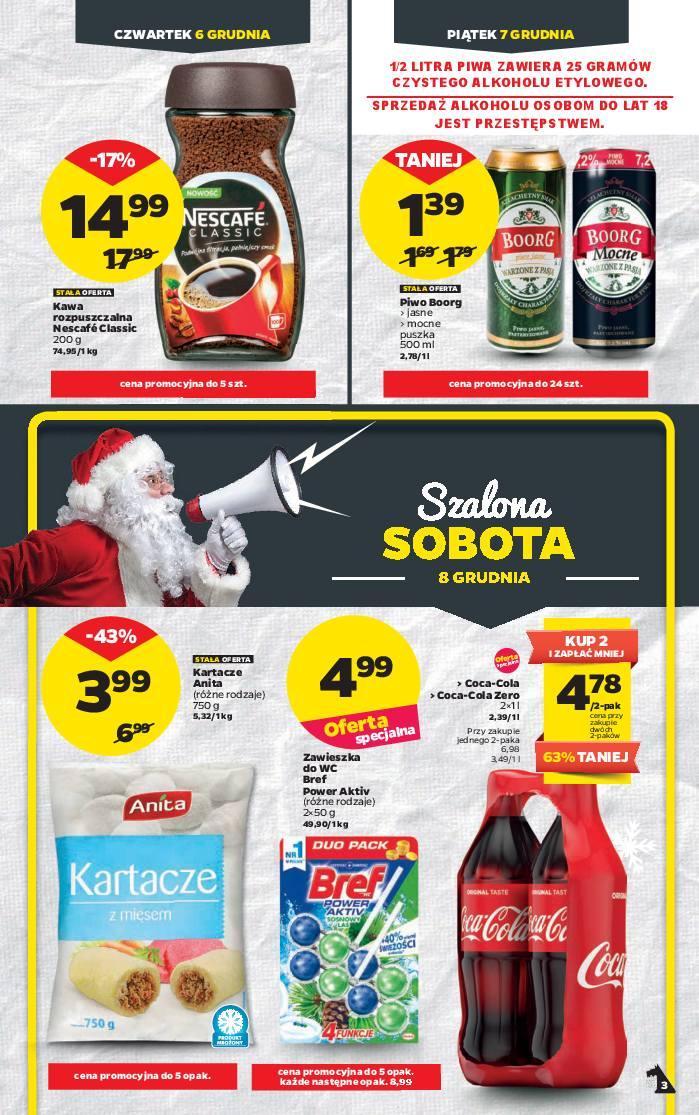 Gazetka promocyjna Netto do 08/12/2018 str.3