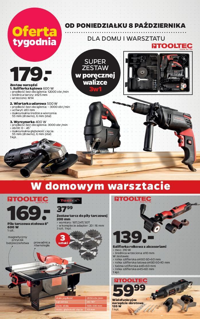 Gazetka promocyjna Netto do 13/10/2018 str.1