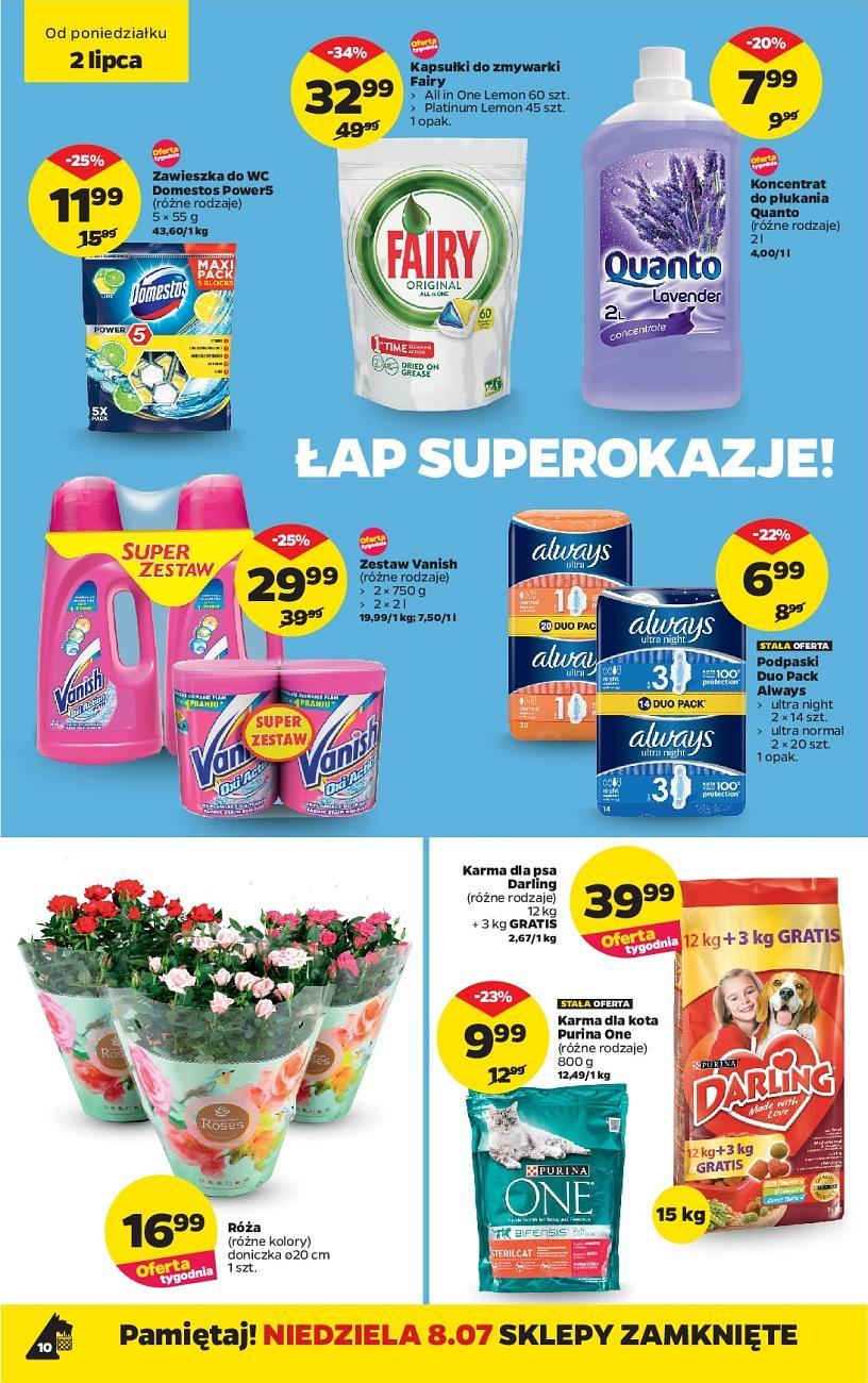 Gazetka promocyjna Netto do 07/07/2018 str.10