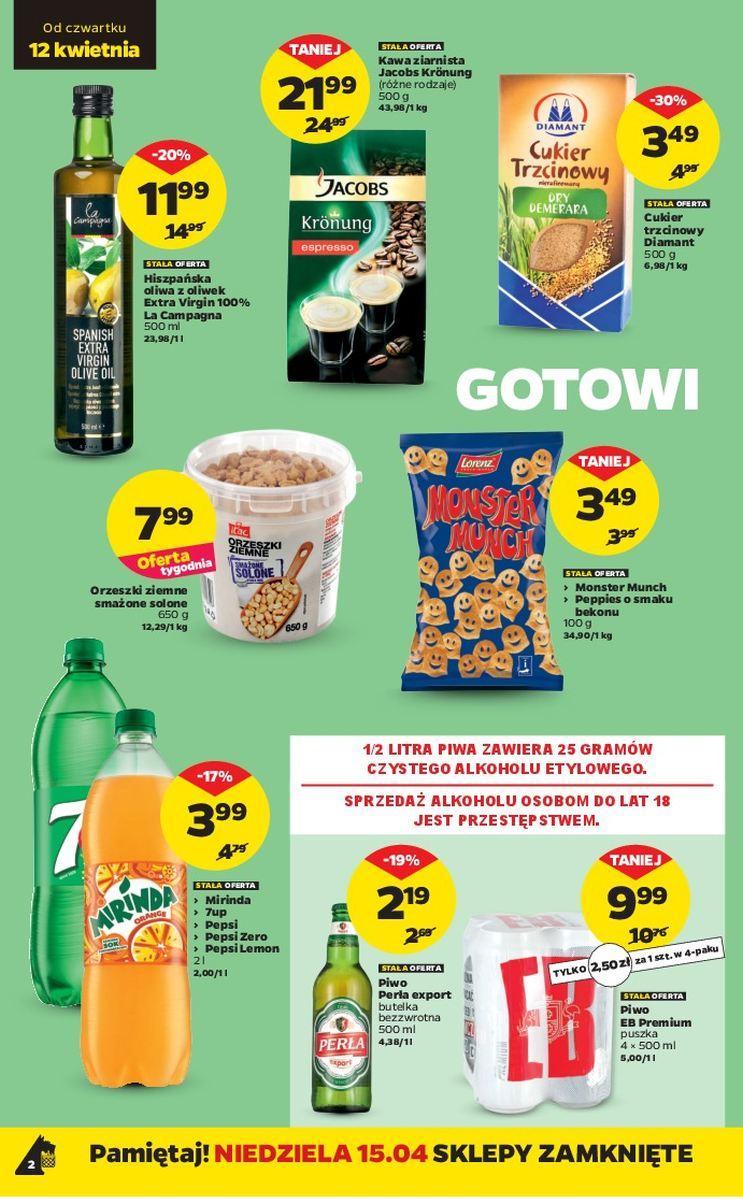 Gazetka promocyjna Netto do 14/04/2018 str.1