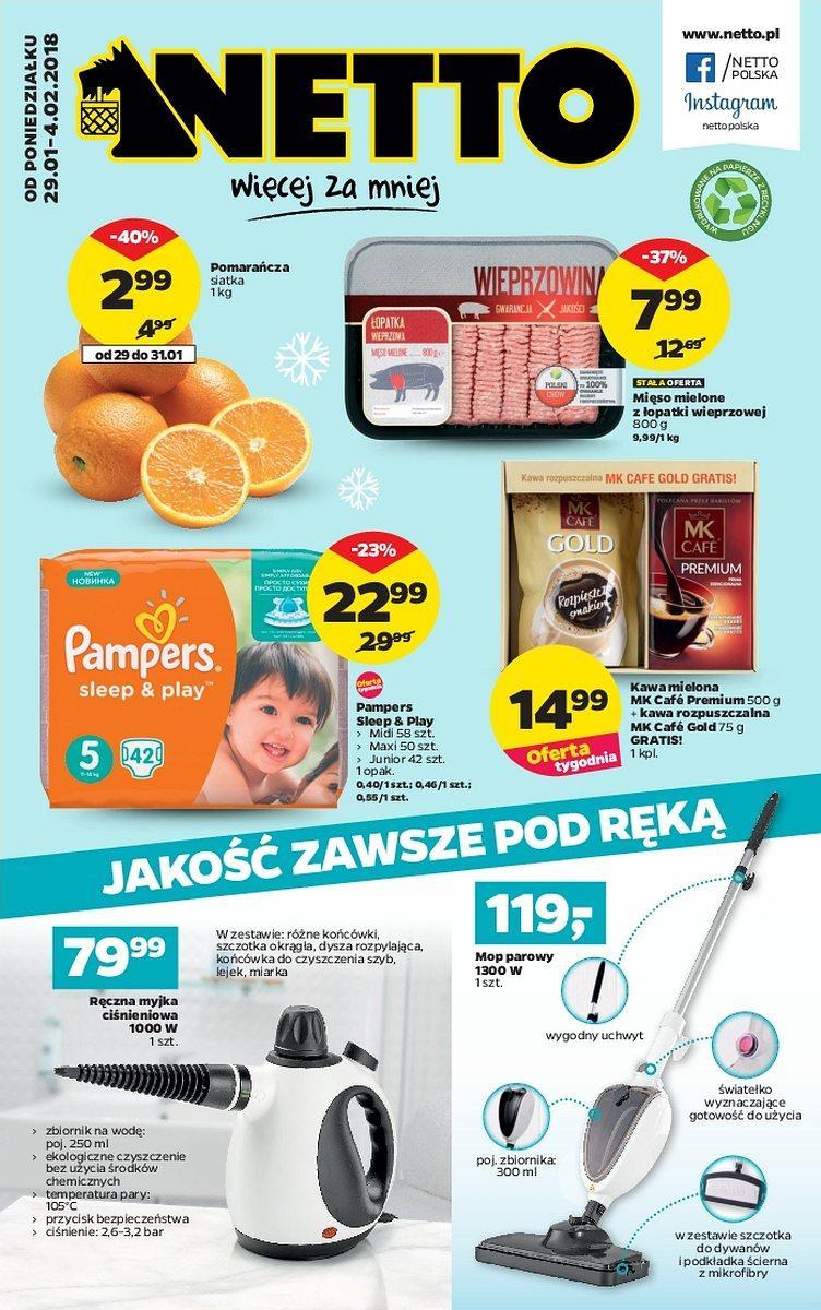 Gazetka promocyjna Netto do 04/02/2018 str.0