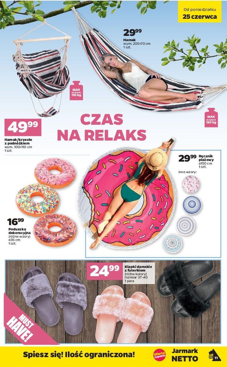 Gazetka promocyjna Netto do 01/07/2018 str.10
