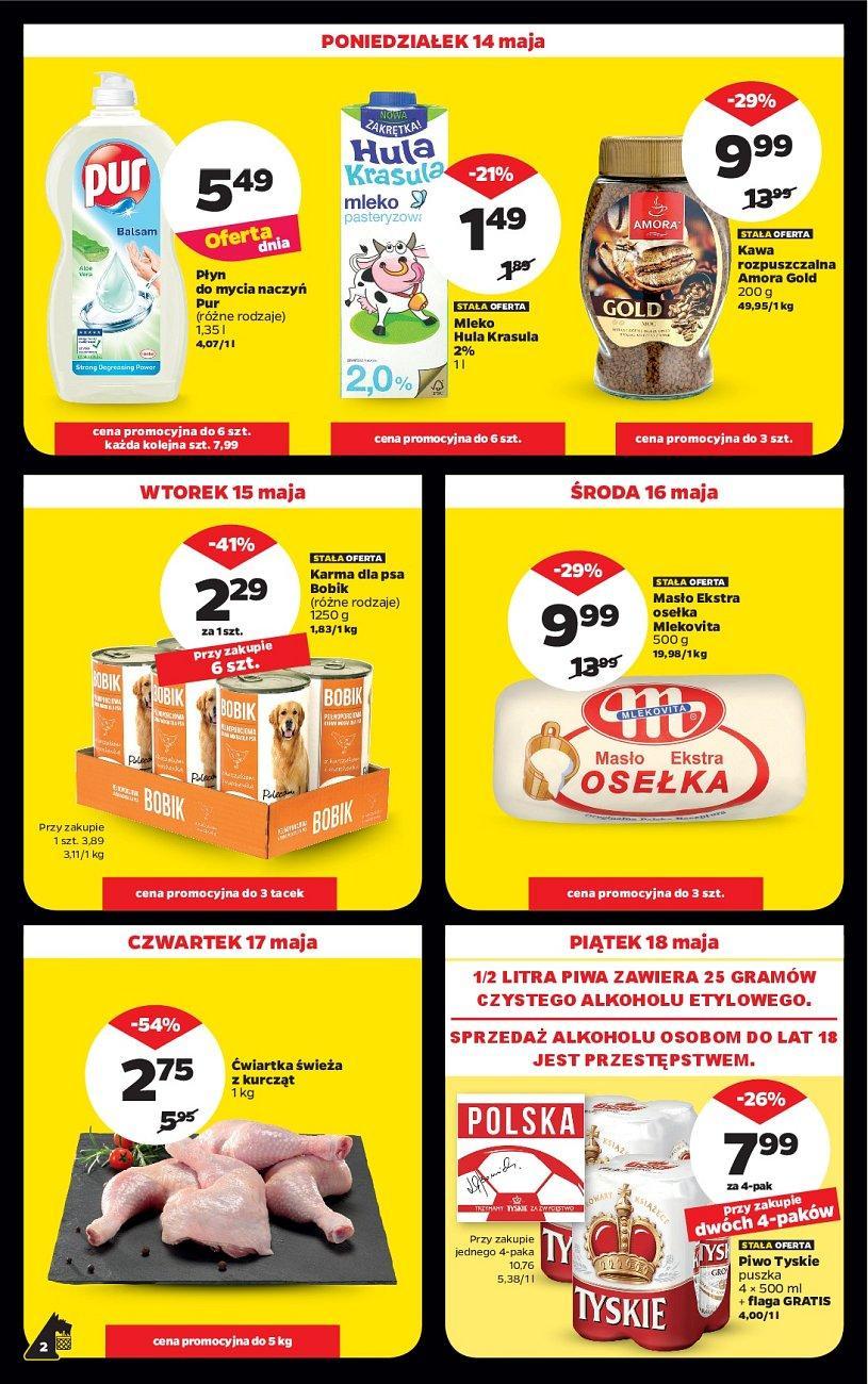 Gazetka promocyjna Netto do 19/05/2018 str.1