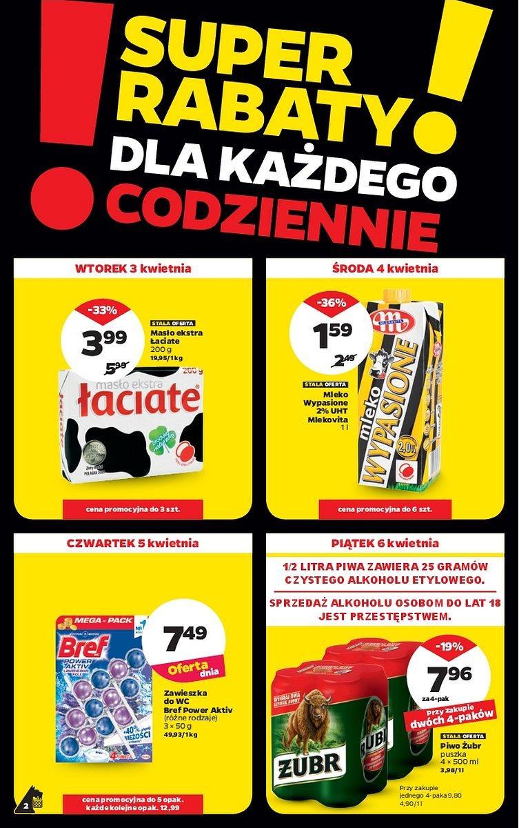 Gazetka promocyjna Netto do 07/04/2018 str.1