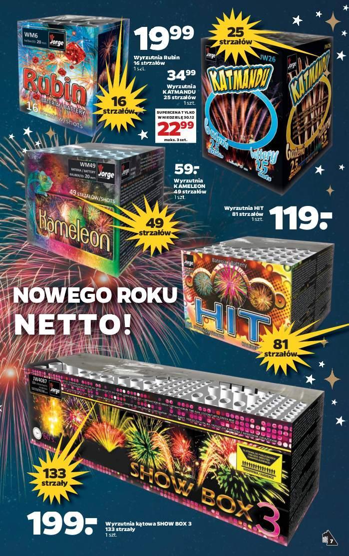 Gazetka promocyjna Netto do 31/12/2018 str.6