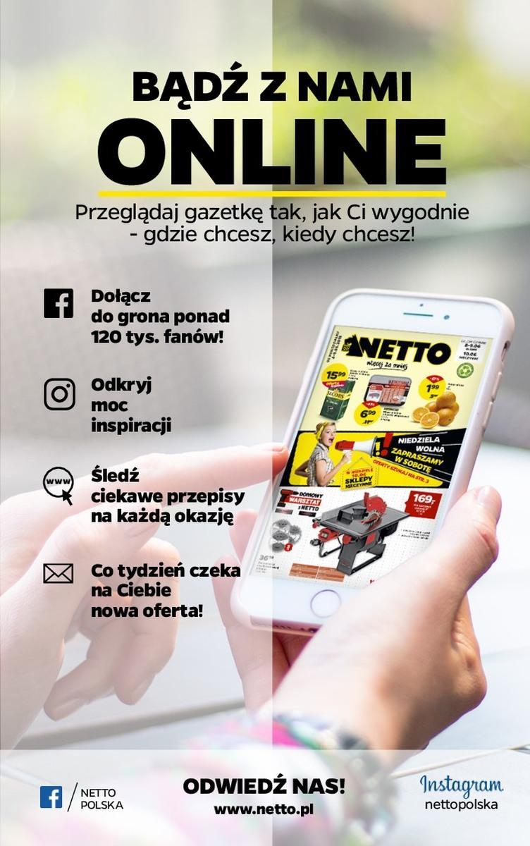 Gazetka promocyjna Netto do 09/06/2018 str.21