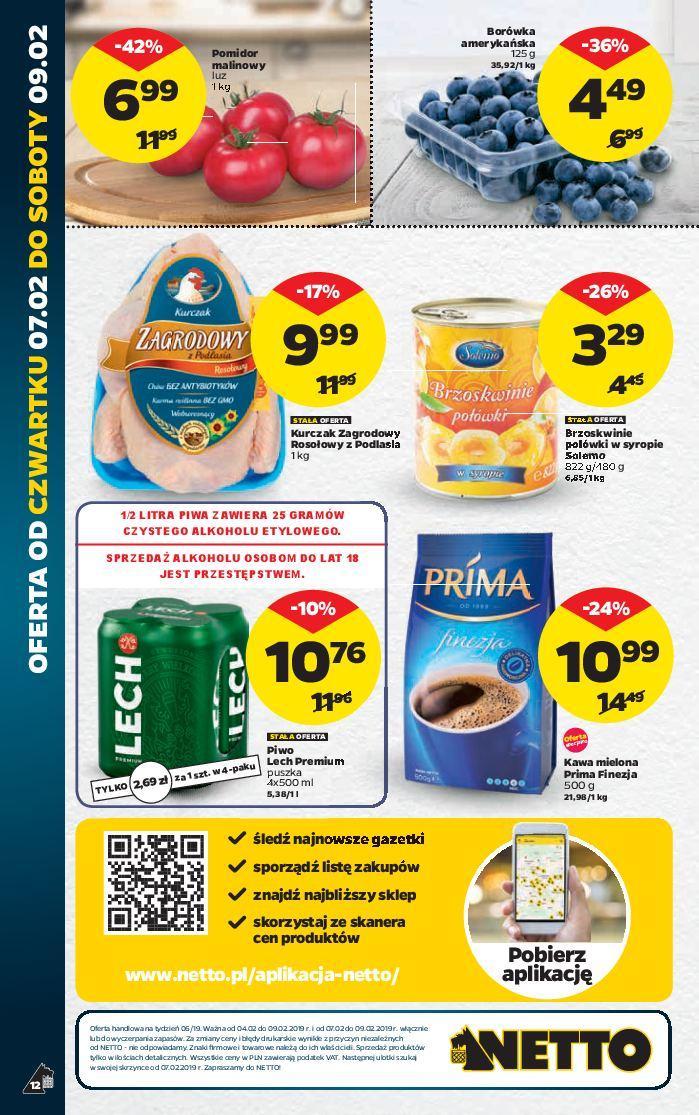 Gazetka promocyjna Netto do 10/02/2019 str.11