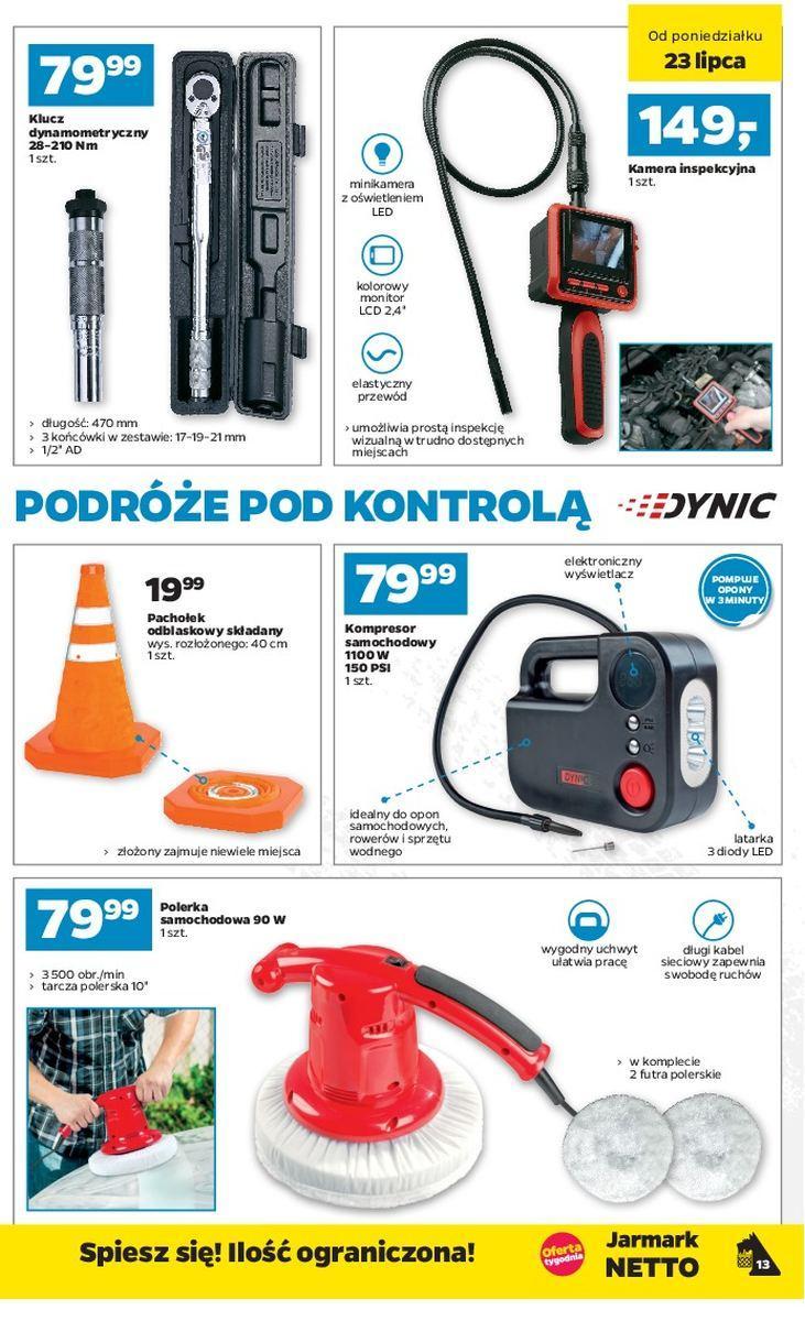 Gazetka promocyjna Netto do 29/07/2018 str.12