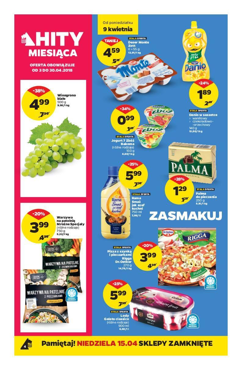 Gazetka promocyjna Netto do 14/04/2018 str.3
