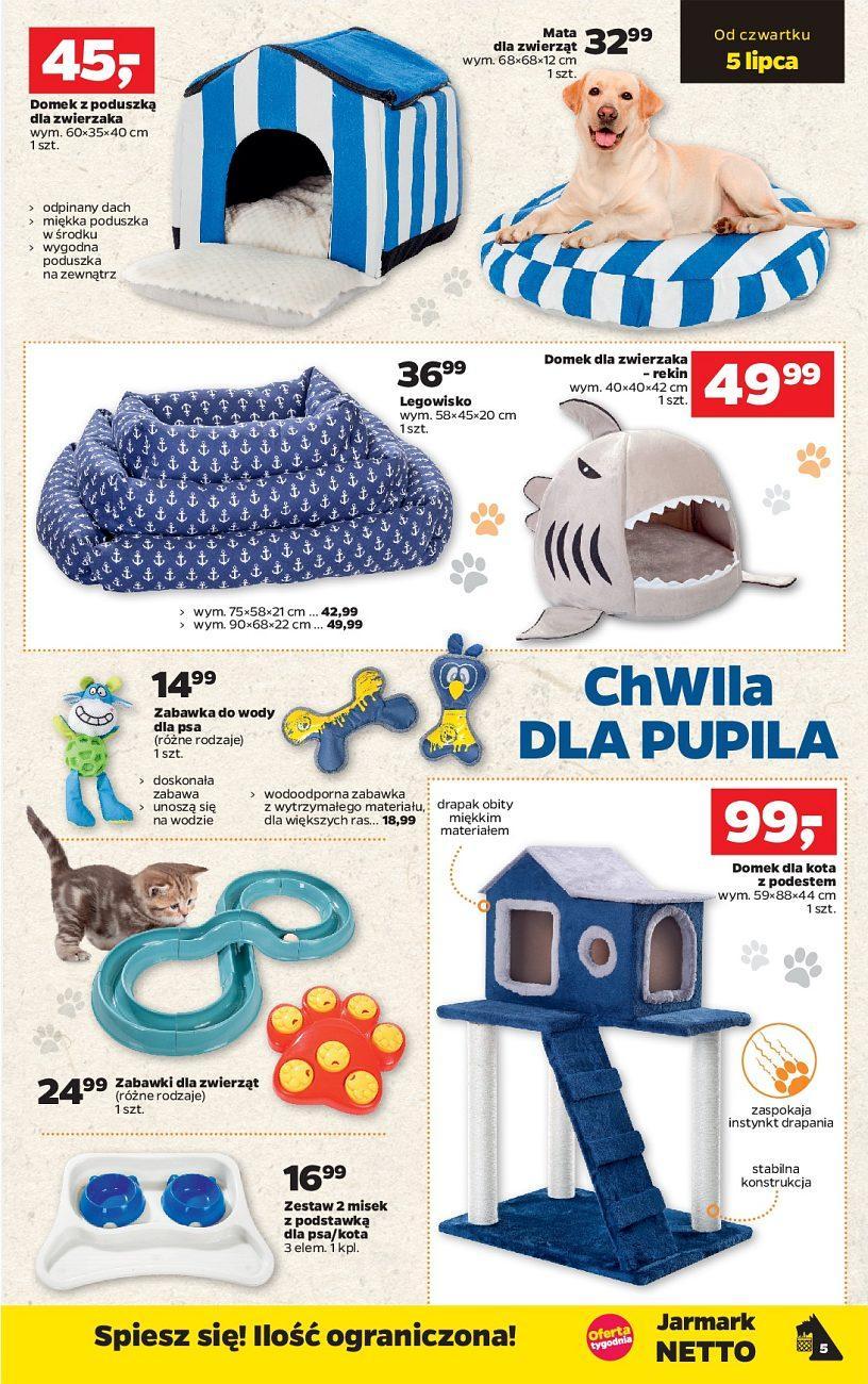 Gazetka promocyjna Netto do 07/07/2018 str.5