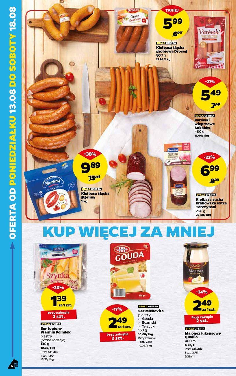 Gazetka promocyjna Netto do 18/08/2018 str.6