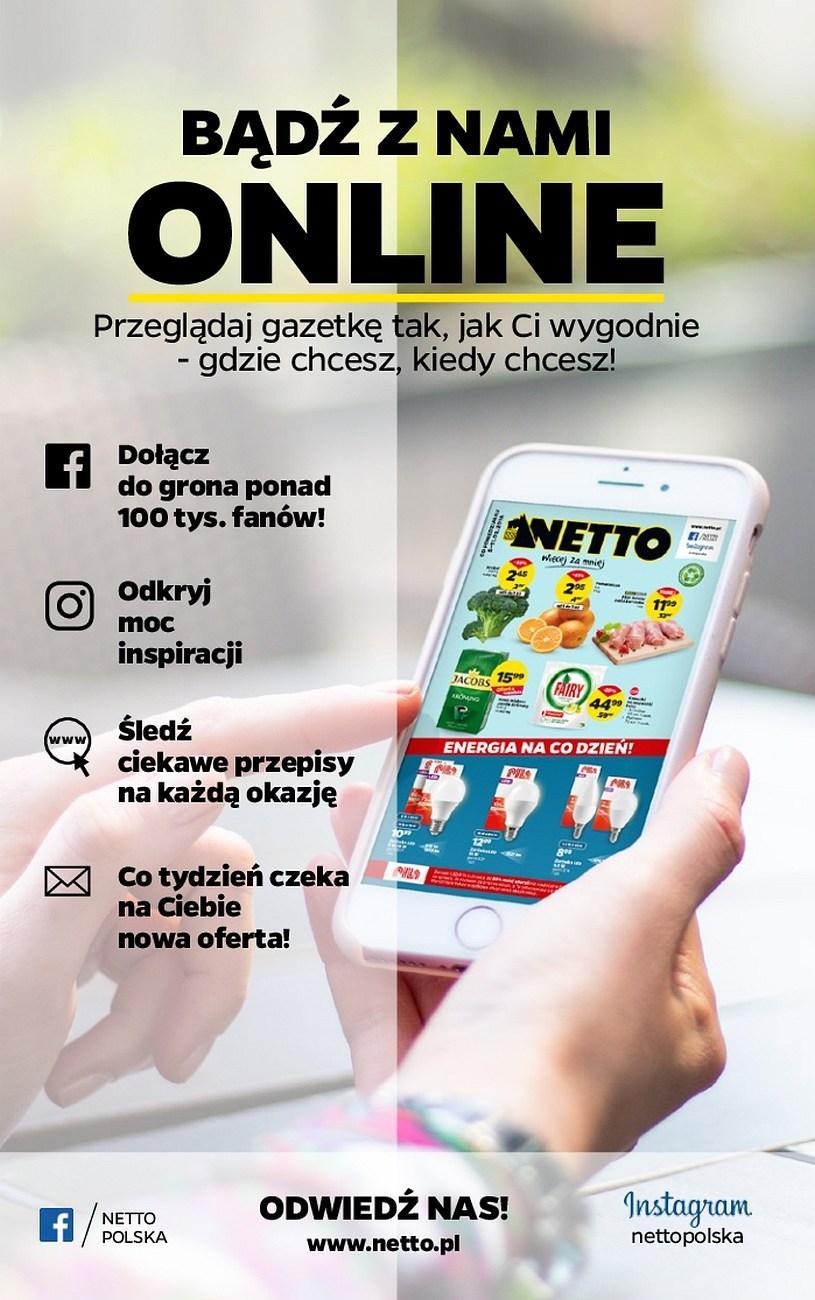 Gazetka promocyjna Netto do 11/02/2018 str.29