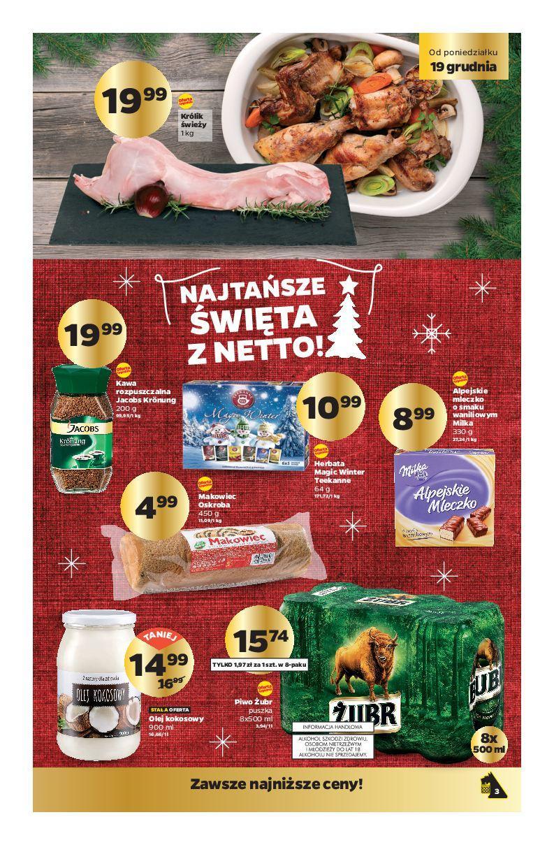 Gazetka promocyjna Netto do 24/12/2016 str.2