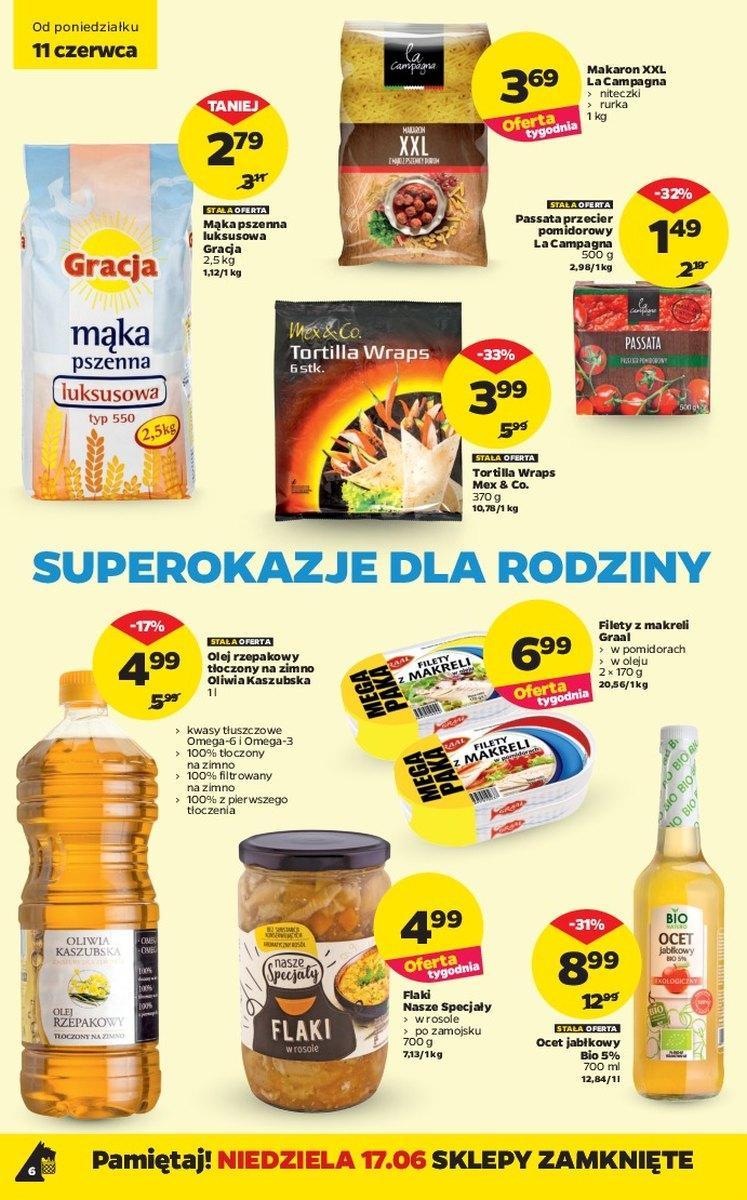 Gazetka promocyjna Netto do 17/06/2018 str.6