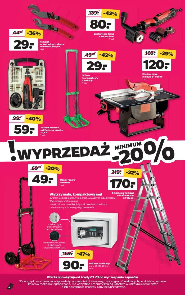 Gazetka promocyjna Netto do 05/01/2019 str.5
