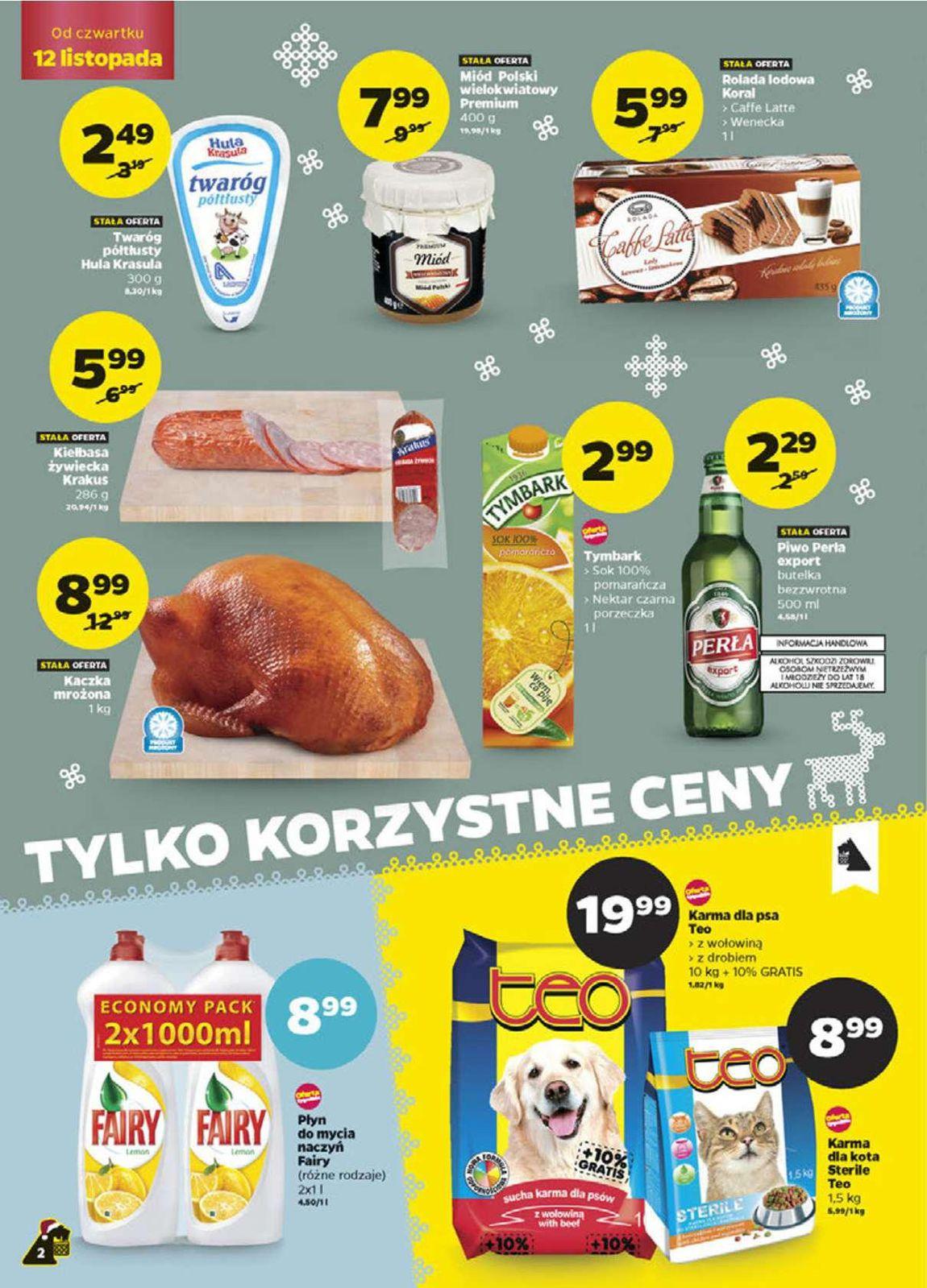 Gazetka promocyjna Netto do 15/11/2015 str.1